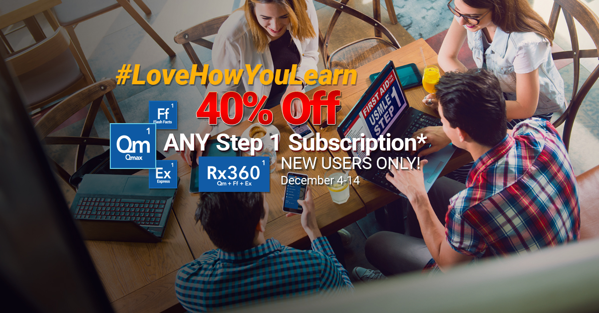 20171204 Love How You Learn Any Step 1 Subscription Facebook